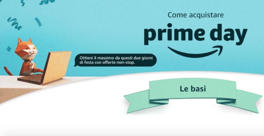 Il 15 e 16 luglio è sconto Prime Day su Amazon