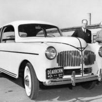 Mondo Plastic Free: l'esempio della Ford Cannabis del 1941
