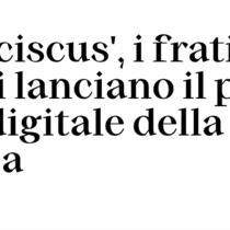 Il font digitale 'Franciscus'