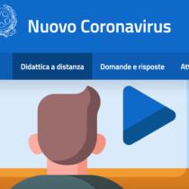 Scuola: il Miur attiva la pagina web didattica a distanza