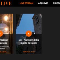 A Ravenna si inaugurano le celebrazioni per 700 VIVA DANTE