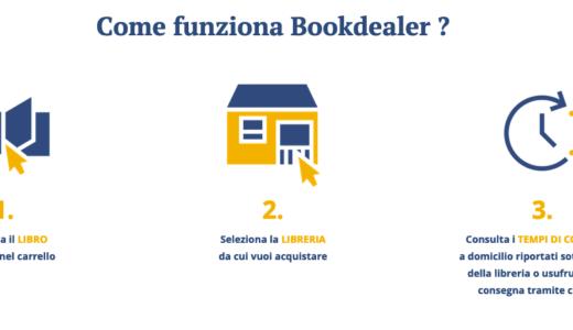 Bookdealer e i libri acquistati nella tua libreria di quartiere