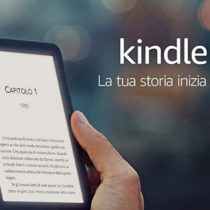 Kindle ereader per il Black Friday a 59,99 euro