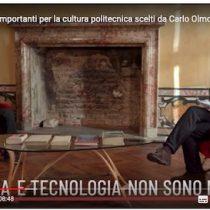 L'iniziativa che presenta 'Cinque libri' di cultura politecnica
